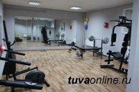 Кызыл: В подвальном помещении Дома народного творчества открыт тренажерный зал