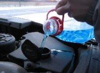 В Кызыле выявлена продажа стеклоомывающей жидкости с содержанием метанола