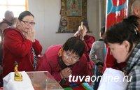 В белый праздник Шагаа Национальный музей Республики Тыва приглашает всех на поклонение уникальным «Священным реликвиям»