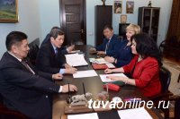 Сенатор Оксана Белоконь завершила рабочую командировку в Туву