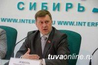Анатолий Локоть возглавил январский рейтинг мэров столиц регионов Сибири