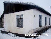В Туве самодельный обогреватель в доме стал причиной пожара, на котором погиб 45-летний мужчина