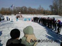 Соревнования по биатлону в Туве собрали 60 участников