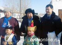 Депутат Госдумы Мерген Ооржак побывал в Тес-Хемском и Эрзинском кожуунах Тувы