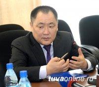 Глава Тувы рассказал Клубу редакторов об итогах очередной командировки в Москву