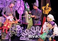 В Монголии с восторгом встретили русскоязычную постановку Тувинского театра кукол