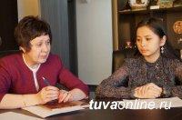 Красноярск: Руководители тувинских ведомств встретились со студентами из Тувы