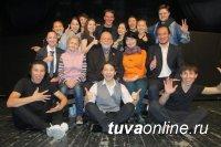 Тувинский театр к своему дню рождения подготовил подарки для зрителей