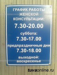 До конца года в Кызыле планируют расширить сеть педиатрических участков и женских консультаций