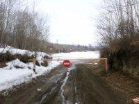 В Туве закрыли последнюю ледовую переправу
