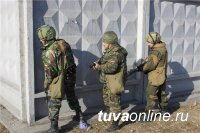 В Чаа-Хольском кожууне Тувы проведены антитеррористические командно-штабные учения