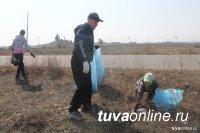 Зеленая Весна в Туве: Акценты Года экологии