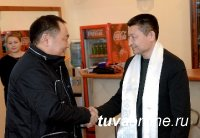 В Туве проходят мастер-классы известного боксера Юрия Арбачакова