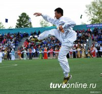 В Кызыле федерация Ушу приглашает 29 апреля на Всемирный день Тай-цзи в Центре Азии