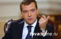 Семь регионов, включая Туву, получат на строительство и ремонт дорог 2,5 млрд. рублей