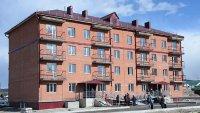В Кызыле построен еще один 32-квартирный дом по программе переселения