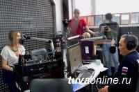Глава Тувы в День радио ответил на вопросы слушателей радиостанции «Голос Азии»