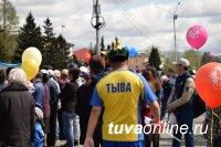 В Кызыле 9 мая днем ожидается 17-19 градусов тепла