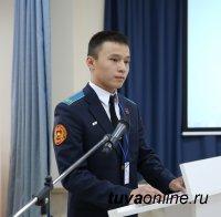 Успешное выступление кызылских кадетов на Всеармейском фестивале инновационных научных идей
