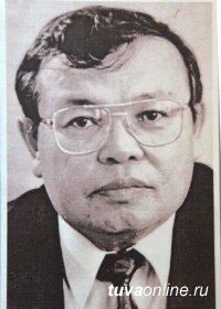 Ушел из жизни ветеран тувинской журналистики Владимир Чадамба