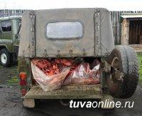 Полицейские Тандинского района Тувы раскрыли кражу скота