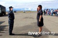 Сводный отряд полиции Тувы вернулся из командировки в Северо-Кавказский регион