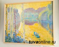 Тува: Красочный мир Прокофия Пака
