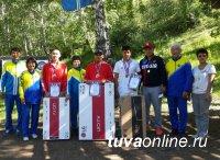 «Олимпийские игры» по стрельбе из лука прошли в селе Дурген Тандинского кожууна Тувы