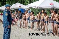 ГИМС дала разрешение на эксплуатацию городского пляжа в Кызыле