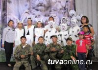 Команда школы Суг-Аксы – победитель VII Республиканского фестиваля «День снежного барса»