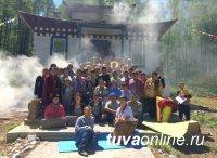 В Туве ученики Шивалха Ринпоче провели ретрит ньюнгнэ