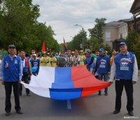 Глава Тувы поздравил жителей и гостей республики с Днем России