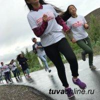 Кызыл: Забег ко Дню России