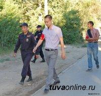 Поборников порядка на улицах Кызыла приглашают вступить в народные дружинники