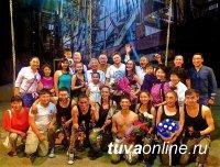 Национальный театр Тувы представил работу выпускников-щепкинцев - мюзикл «Маугли»