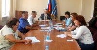 В Туве на заседании Клуба сторонников обсудили вопрос «курортного» сбора