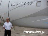 В Туве простились с Виктором Выборным