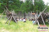 Детские лагеря отдыха. На машине времени