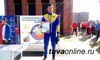 Ученик из Тувы – один из лучших в пожарно-спасательном спорте по Сибири