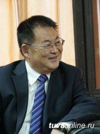 В Туву прибыла делегация Автономного района Внутренняя Монголия КНР