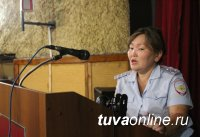 Сотрудники Госавтоинспекции провели профилактические мероприятия с сотрудниками воинской части