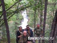 В Туве провел кратковременный отпуск министр обороны Сергей Шойгу