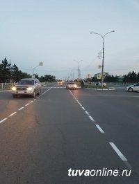 В Кызыле в результате наезда пострадали брат с сестрой
