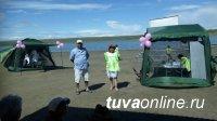 Акция на озере Дус-Холь: проверь родинку у онколога