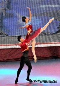 В Туве представят новую постановку с молодыми звездами балета