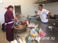 Начались трансляции приготовления блюд участниками Международного фестиваля баранины