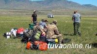 Полицейскими и охотоведами Тувы выявлен факт браконьерства