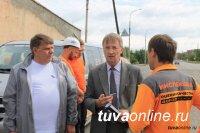 Александр Черноусов: Кызыл готовится к Дню города