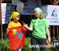 Юные экологи Тувы приняли участие в Слете клубов WWF