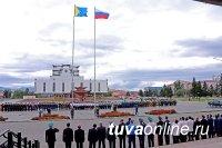 Глава Тувы: Один из самых близких нашим сердцам государственных символов – Флаг России!